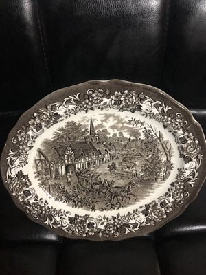 Serving plate Stratford Stage Collection for Sale in Las Vegas, NV