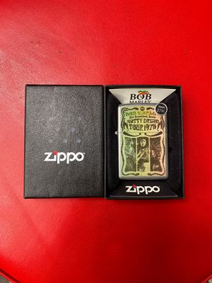 Bob Marley Zippo for Sale in North Las Vegas, NV
