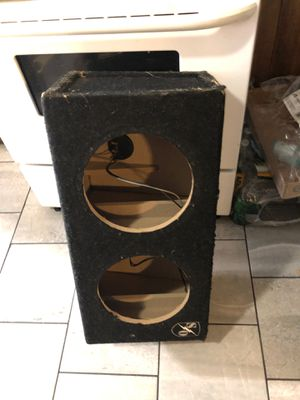 10 inches emty box for Sale in Boston, MA