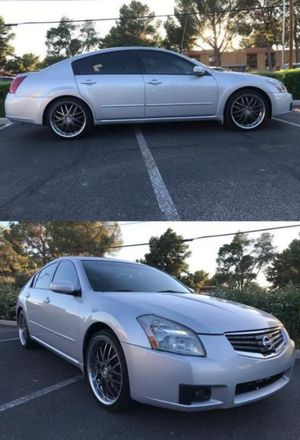 Price$1OOO Nissan Maxima 2OO7 for Sale in Portland, OR