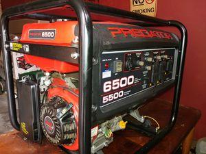 Predator 6500 Watt Generator for sale for Sale in Kansas City, MO