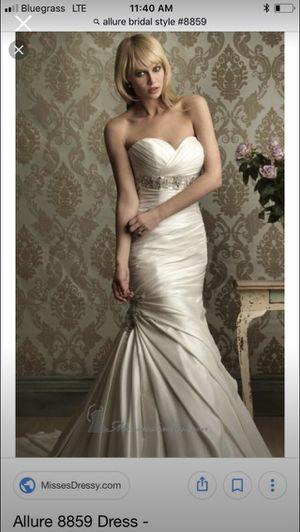Allure wedding dress for Sale in Cub Run, KY