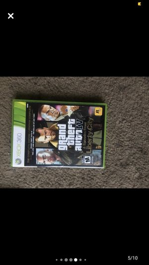 GTA IV & Episodes from Liberty City for Sale in Laveen Village, AZ