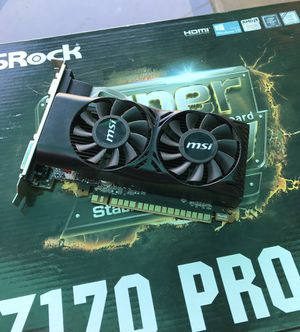 GTX 750 Ti Graphics Card for Sale in Hewitt, TX