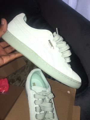 New Mint Colorway Puma Men Shoes for Sale in Austell, GA