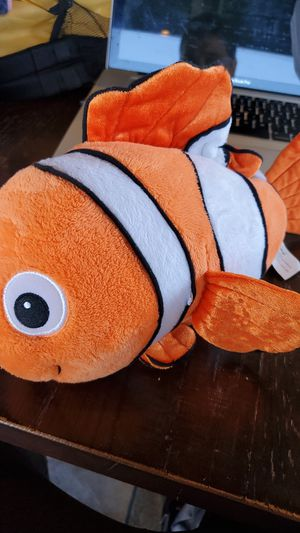 Nemo plush doll (medium) for Sale in Irwindale, CA