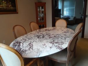 Gorgeous Marble Dining Table for Sale in Temecula, CA