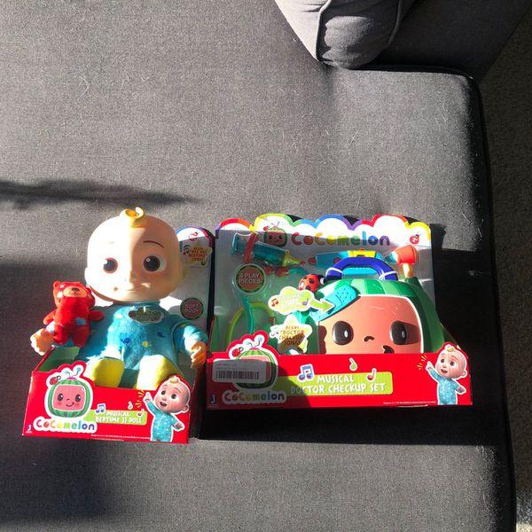 Cocomelon Jj Doll & Doctor Checkup Kit
