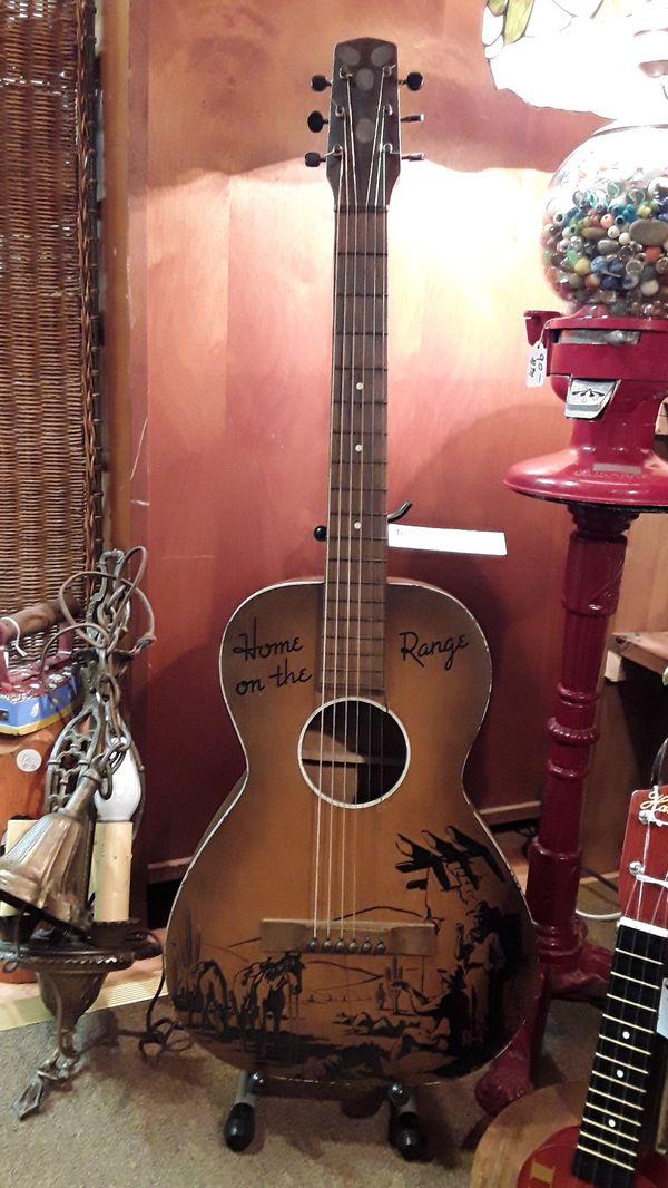 Home on the range guitar