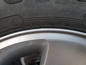 Nice tires good tread for Sale in Colorado Springs, CO