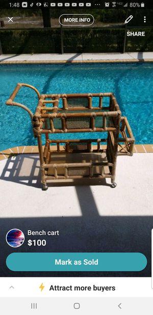 Bench cart for Sale in Frostproof, FL
