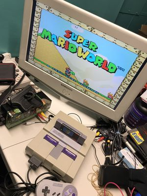 Super Nintendo super Mario for Sale in Miami, FL
