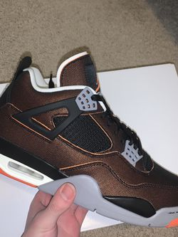 Jordan 4 Retro 'Starfish' - Size 9 Men's for Sale in Beaverton,  OR