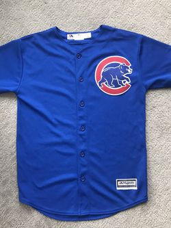 Majestic Youth Large Cubs Jersey for Sale in Skokie,  IL