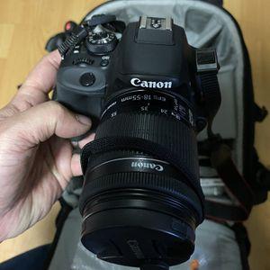 Canon SL1 Lens Flash Tripod Bag for Sale in Los Angeles, CA
