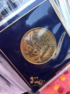 Disney 35 year anniversary coin for Sale in West Covina, CA