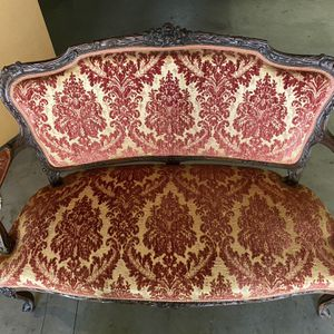 Vintage Victorian Settee for Sale in San Diego, CA