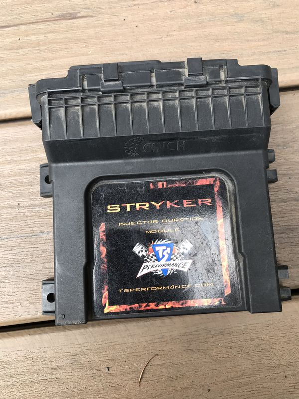 TS Performance Stryker Chip tuner module fits 13-16 Dodge 6 7L cummins  w/harness for Sale in Portland, OR - OfferUp