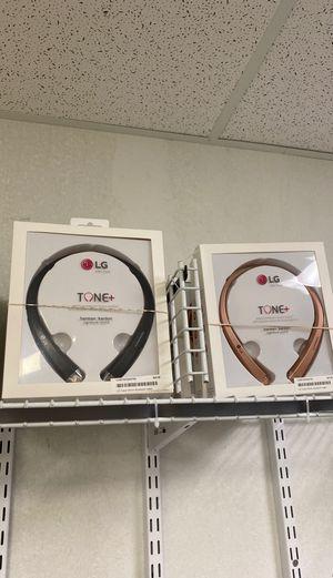 LG Tone 910 Harmon Kardon sound bluetooth headset for Sale in La Habra, CA