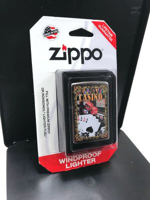 Casino slots zippo windproof lighter for Sale in Las Vegas, NV