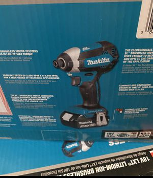 Makita impact drill for sale $100 each for Sale in Mount Prospect, IL
