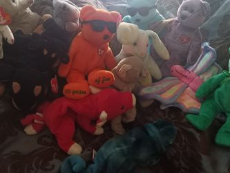 Beanie Babies From The '90s for Sale in Lawrenceville,  GA