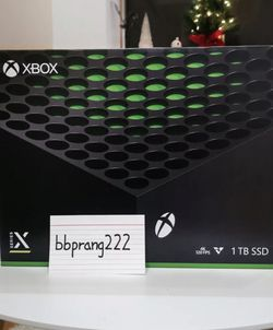 Xbox Series X for Sale in Dublin,  OH
