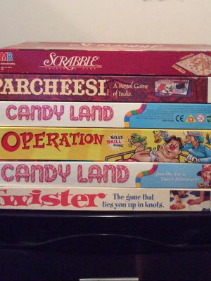 Board Games from Milton Bradley for Sale in Brooklyn, NY
