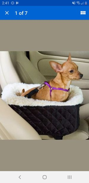 BRAND NEW SNOOZER PET SEAT for Sale in Orlando, FL