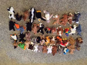 30+ beanie babies love for Sale in Newcastle, WA
