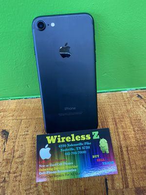 iPh1 7 32gb factor unlocked T-Mobile,cricket,metro pcs,straight talk,att,Verizon,sprint,boost Factor unlocked for Sale in Nashville, TN