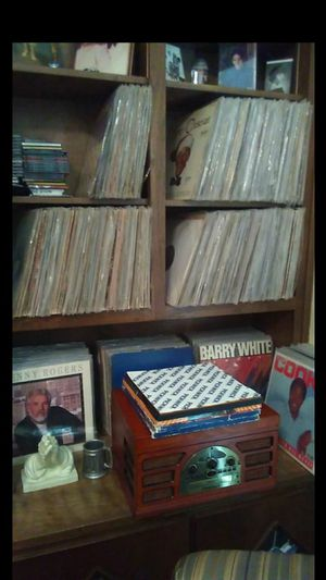Over 400 records everything from Stevie Wonder Whitney Houston fats Domino The pretenders 50s 60s and 70s $2 &$6 a piece or $400 for everything for Sale in Tempe, AZ