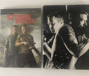 DVD-STRIKE BACK season 1-2 for Sale in Tamarac, FL