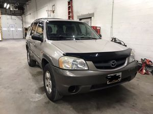 2002 Mazda Tribute LX INSPECTED MD for Sale in Gaithersburg, MD