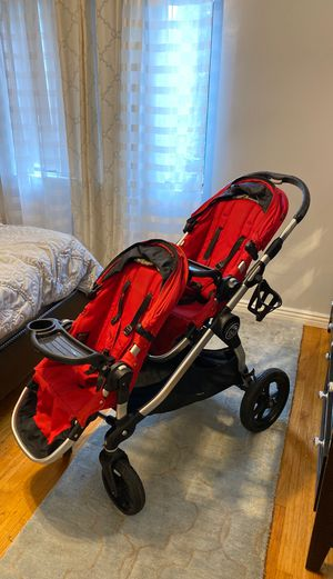 City Select Baby Jogger Double (or Single) Stroller for Sale in Los Angeles, CA