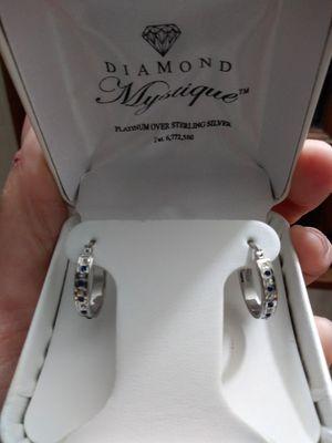 Diamond Mystique Earrings for Sale in Mechanicsburg, PA