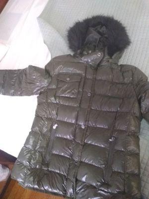 Women's Michael Kors faux fur jacket for Sale in Newark, NJ