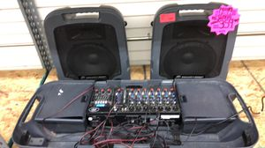 Peavey Pro Audio System for Sale in Dallas, TX
