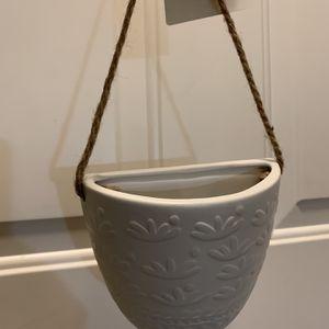 Ceramic Hanging Plant Holder for Sale in Renton, WA