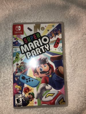 Super Mario party for Nintendo Switch for Sale in Miramar, FL