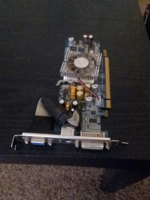 geforce 6200 d128m video card for Sale in Grand Junction, CO
