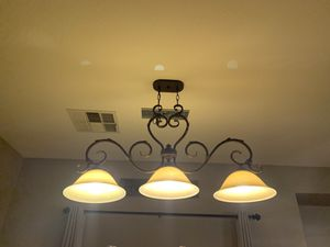 Light fixture for Sale in Tolleson, AZ