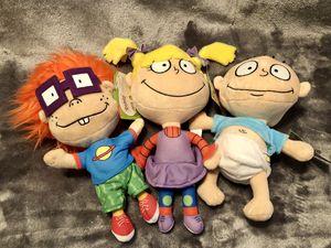 New Rugrats Plush Set for Sale in Phoenix, AZ