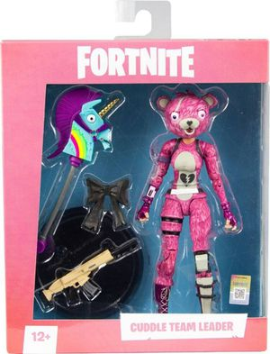 Fortnite scar cuddle team leader bear costume pink teddy bears for Sale in San Leandro, CA