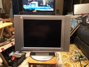 Sharp TV with remote for Sale in Durham, NC