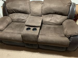 Reclining Loveseat - for Sale in Dearborn, MI