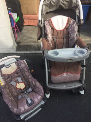 car seat stroller combo($35) for Sale in Greensboro, NC