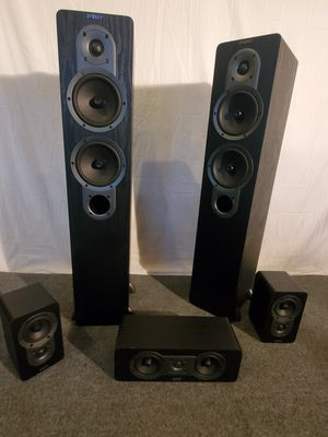 Energy (Klipsch division) 5.0 Surround Sound Speakers for Sale in Parker, CO