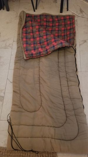 Coleman sleeping bag for Sale in HALNDLE BCH, FL