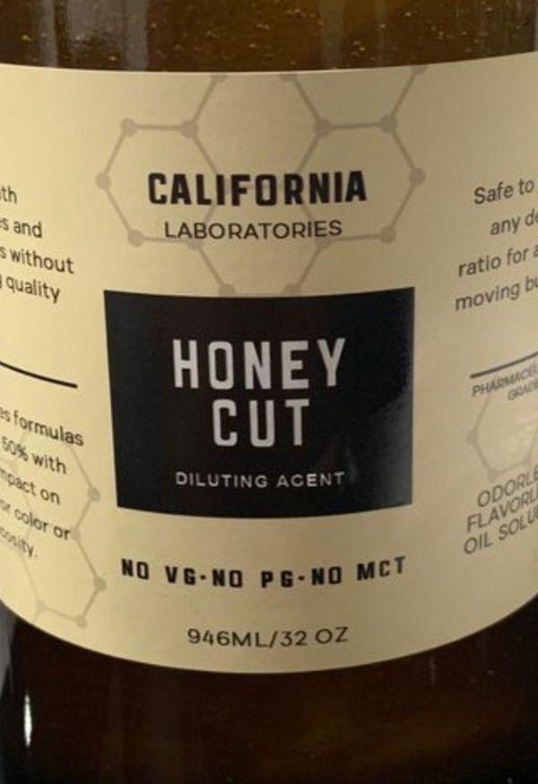 Honey cut diluting agent 964 ml / 32 ounces